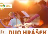 Duo Hrášek - piano & violin na velké louce