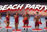 Beach party w/ THE MAG Dj's and Rusty