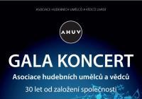 Gala koncert AHUV - 30 let od založení