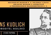 Hans Kudlich - osvoboditel sedláků