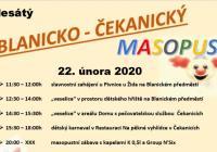 Blanicko - Čekanický masopust 2020