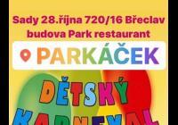 Karneval pro děti v Břeclavi
