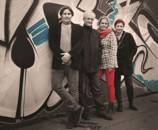 Ivo Viktorin Trio a HAMBO - Opava, Kino Art