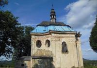 Kaple sv. Jana Nepomuckého, Sloup v Čechách