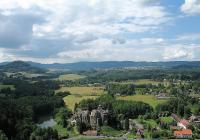 Sloupský vyhlídkový okruh, Sloup v Čechách