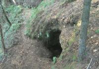 Jeskyně Jezevčí díra