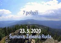 7 pohoří Šumava 2020