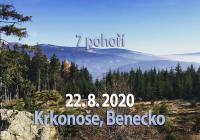 7 pohoří Krkonoše 2020