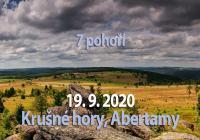7 pohoří Krušné hory 2020