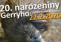 Narozeniny Gerriho v Zoo Zlín