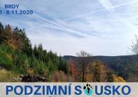 Podzimní sousko běh/canicross