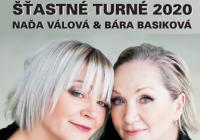 Bára Basiková a Naďa Válová