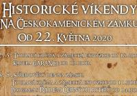 Druhý historický víkend na zámku v České Kamenici