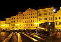 Léto ve městě České Budějovice 2020