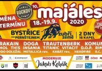 Majáles - Bystřice nad Pernštejnem - přeloženo na září 2020