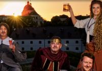 Moravské divadelní léto - Zámek Tovačov 2020