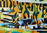TŘEBOŇ: výstava obrazů Michala Pavlíka