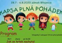 Kapsa plná pohádek - Zámek Březnice