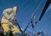 Richard Konkolski a jeho plavby po moři