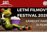 Letní filmový festival - Zámek Slavkov u Brna
