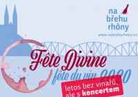 Festival vína letos bez vinařů, ale s koncertem