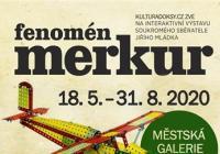Výstava Fenomén Merkur