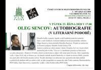 Agadir: Na strunách naděje, Oleg Sencov
