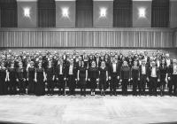Závěrečný koncert Mezinárodního dirigentského kurzu Moravská filharmonie Olomouc