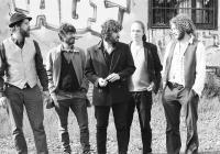 Koncerty kapel Cermaque a Les Gars de´n Bas na nádvoří zámku Brtnice