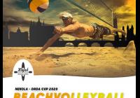 Nekola-Drda Cup Beach volleyball exhibition
