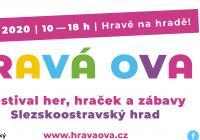 Hravá Ova -  Festival her, hraček a zábavy