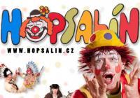 Karneval pro děti s klaunem Hopsalínem 2020 - Ostrava