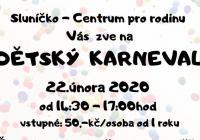 Karneval pro děti 2020 - Dům techniky Pardubice