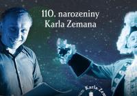 110. narozeniny Karla Zemana