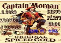 Captain Morgan Disco Párty s DJ Rendee