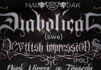 Diabolical / Devilish Impressions / Dark Mirror Ov Tragedy
