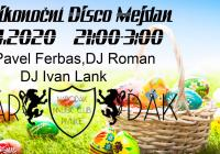Velikonoční Disco Mejdan