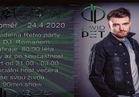 Retro Disco DJ Roman Obst / Host David Pet