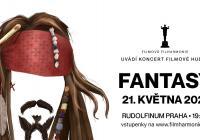 Koncert filmové hudby Fantasy