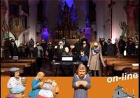 LIVE stream – Česká mše vánoční v podání Lomnického chrámového sboru