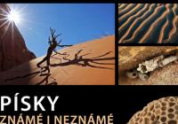 Písky známé i neznámé aneb fascinující svět obyčejného písku
