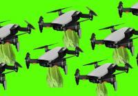 LIVE stream - Hydroponic Flyer 2020 – doručení hydroponického salátu dronem