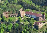 Virtuální prohlídky hradu Velhartice