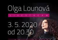 LIVE stream - Olga Lounová s hosty Raegem a Elis! on-line show Livestream