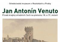 Jan Antonín Venuto / Půvab krajiny středních Čech na přelomu 18. a 19. století
