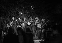 Country večer u ohně s kapelou Knokaut