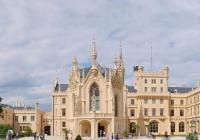 Speciální prohlídky zámku s floristou Slávkem Rabušicem
