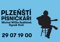 Plzeňští písničkáři na Terase