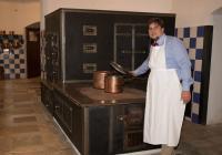 Prohlídky s kuchařem Richardem pro děti staršího školního věku