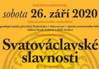 Svatováclavské slavnosti - Rudník
